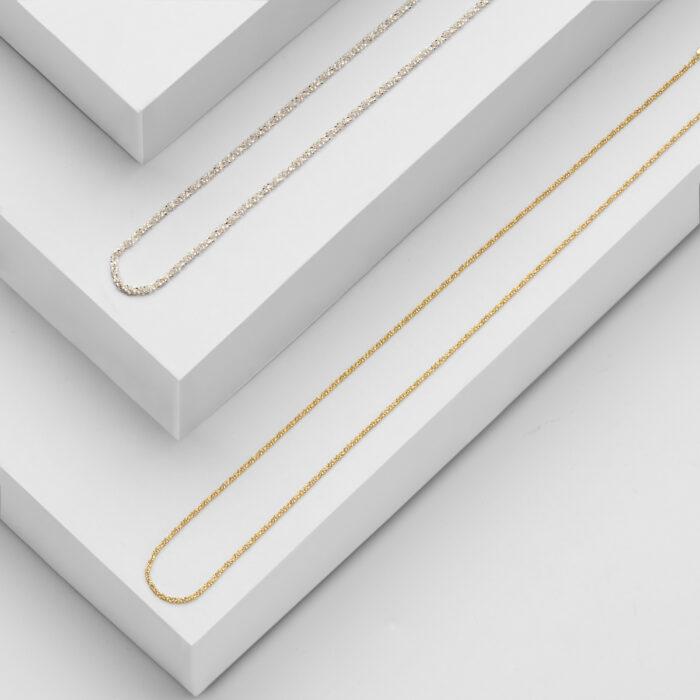 silver 925 chains